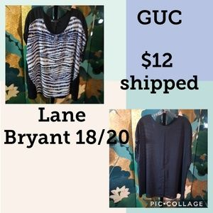 18/20 Lane bryant blouse
